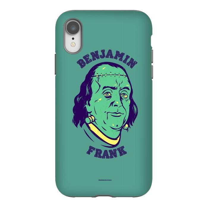 [ba dum tees] Benjamin Frank