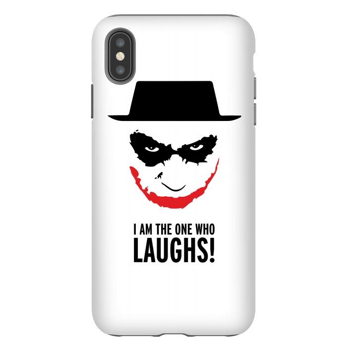 Heisenberg Joker I Am The One Who Laughs Breaking Bad Dark Knight