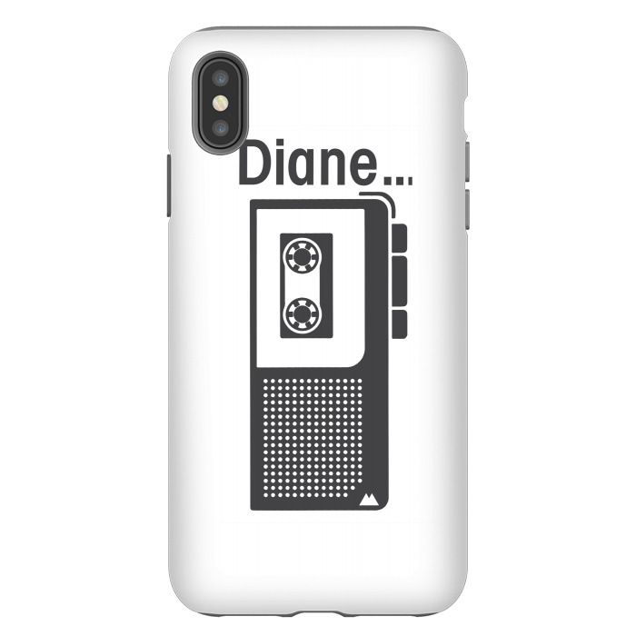 Twin Peaks Diane Dictaphone