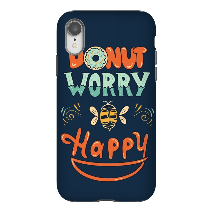 Donut Worry Be Happy
