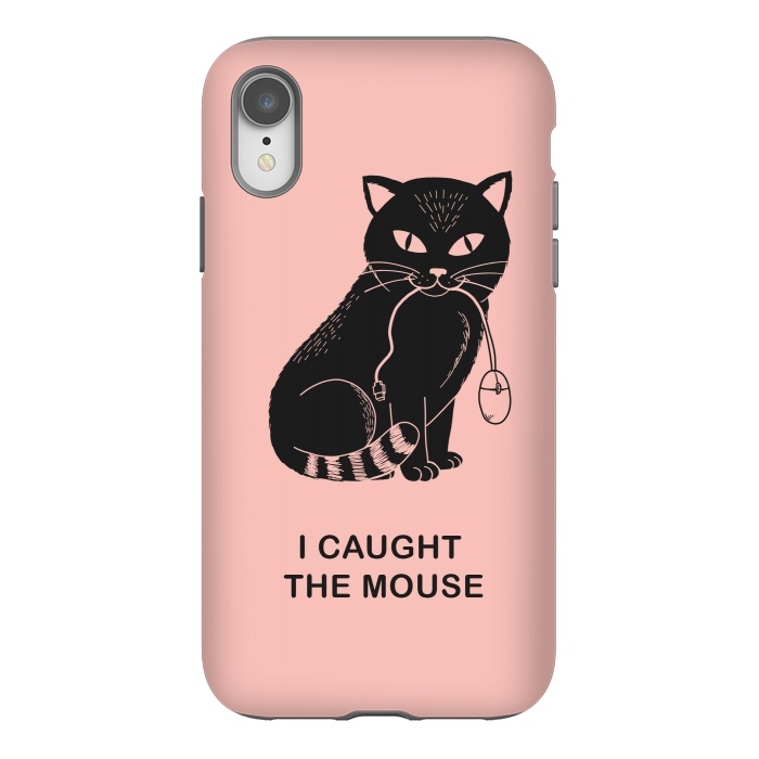 I caugth the mouse rose