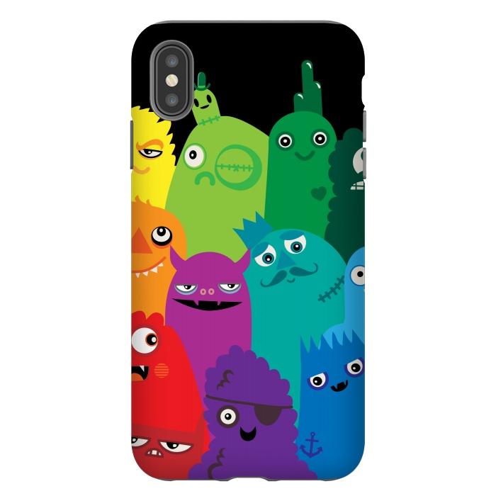 Phone full of Monsters