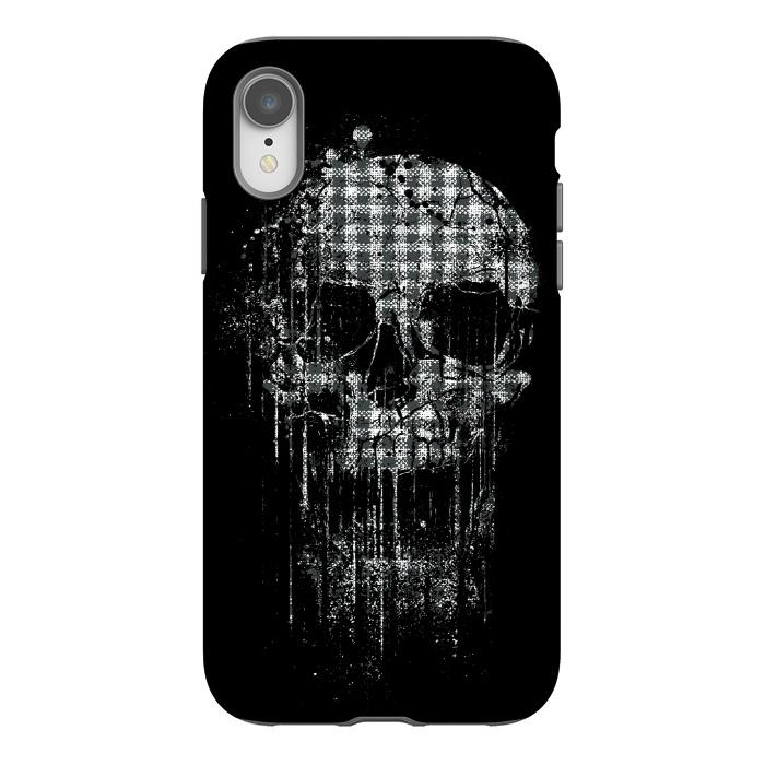 Cool Splatter Skull
