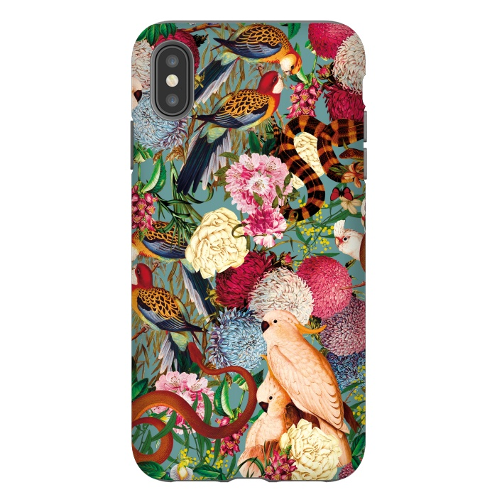 Floral and Animals pattern