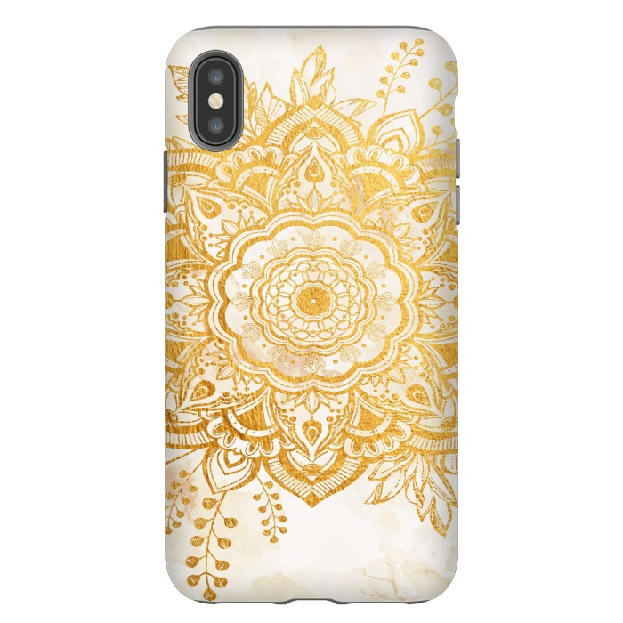Queen Starring of Mandala-Gold Sunflower I