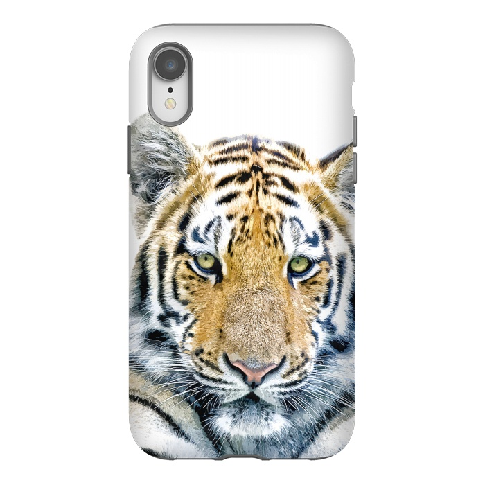 iphone xr case tiger