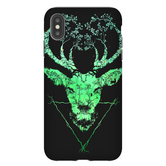 Dark Forest Deer