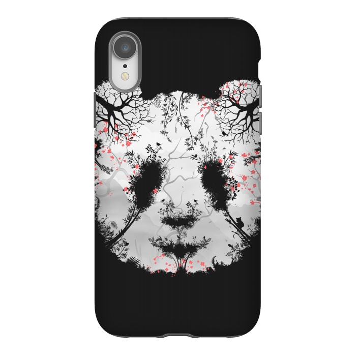 Dark Forest Panda
