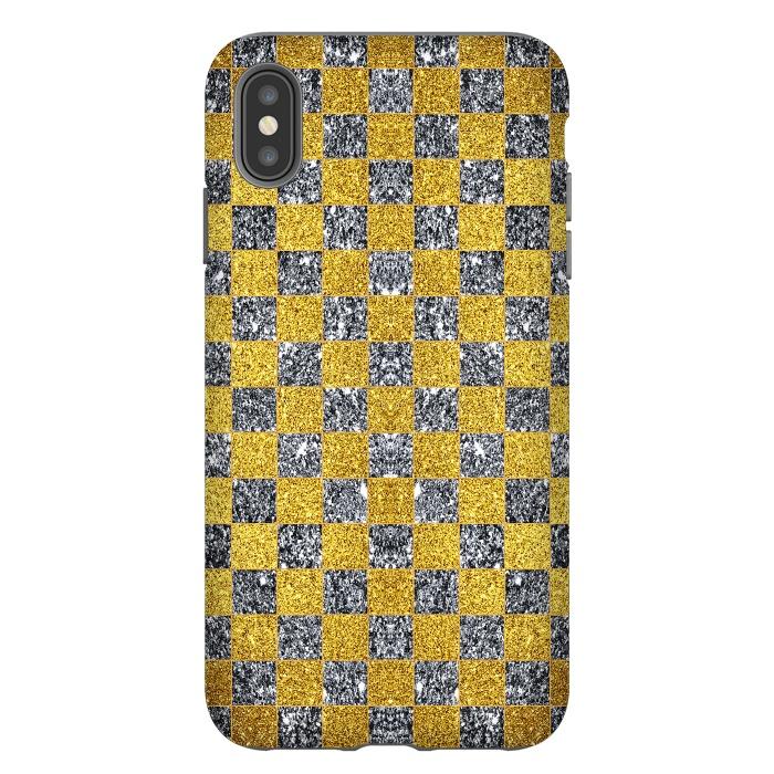 Checkered Pattern X
