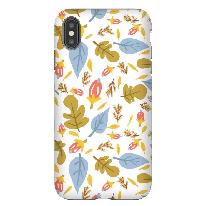 huge discount fabdb 1c1ea iPhone Xs Max Cases Leaflets by Uma Prabhakar Gokhale | ArtsCase