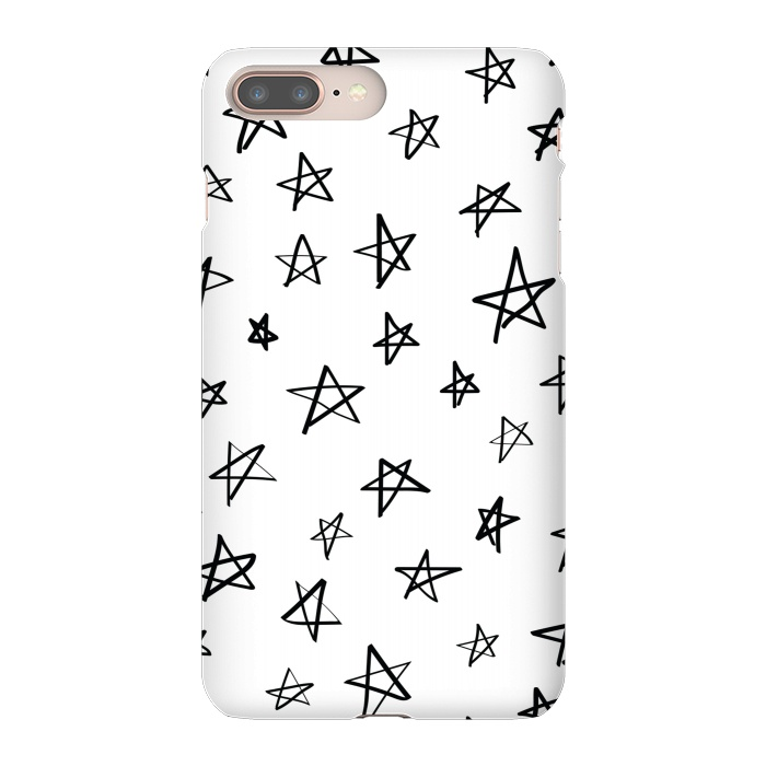 hot sales 08936 0c702 iPhone 8/7 plus Cases Sketchbook Star by Becky Starsmore | ArtsCase