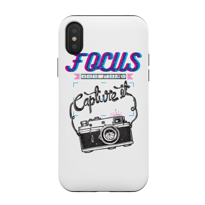 Focus and than Capture It by Afif Quilimo