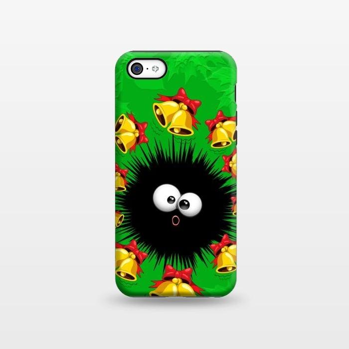 Fuzzy Funny Christmas Sea Urchin Character
