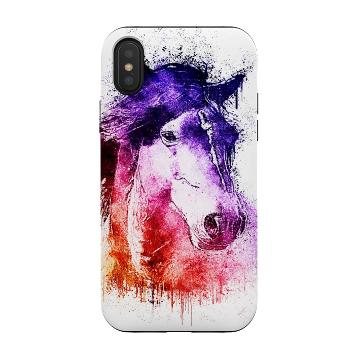 iphone xs case horse