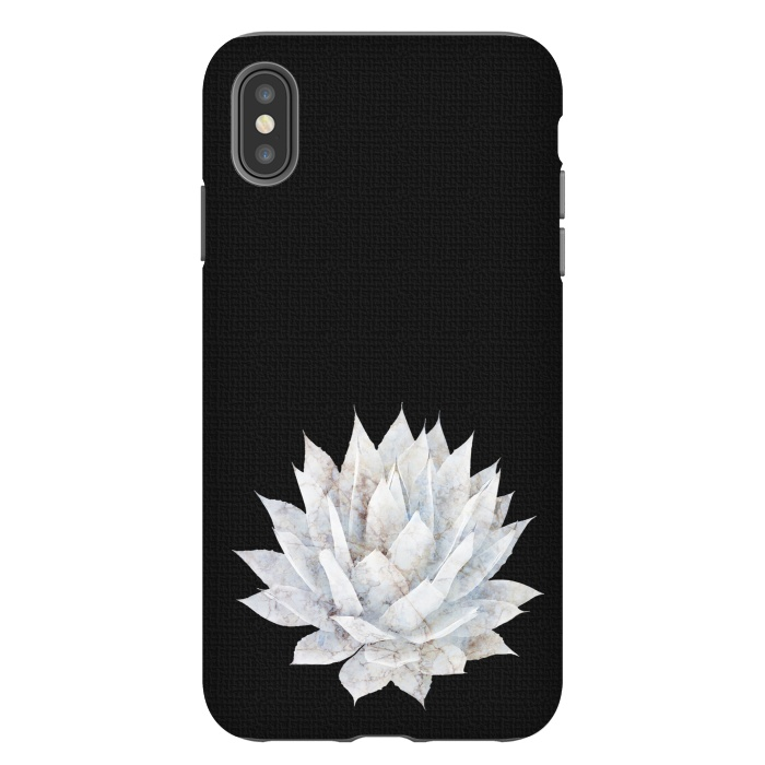 brand new 39195 419ab Agave White Marble - iPhone Xs Max cases | ArtsCase