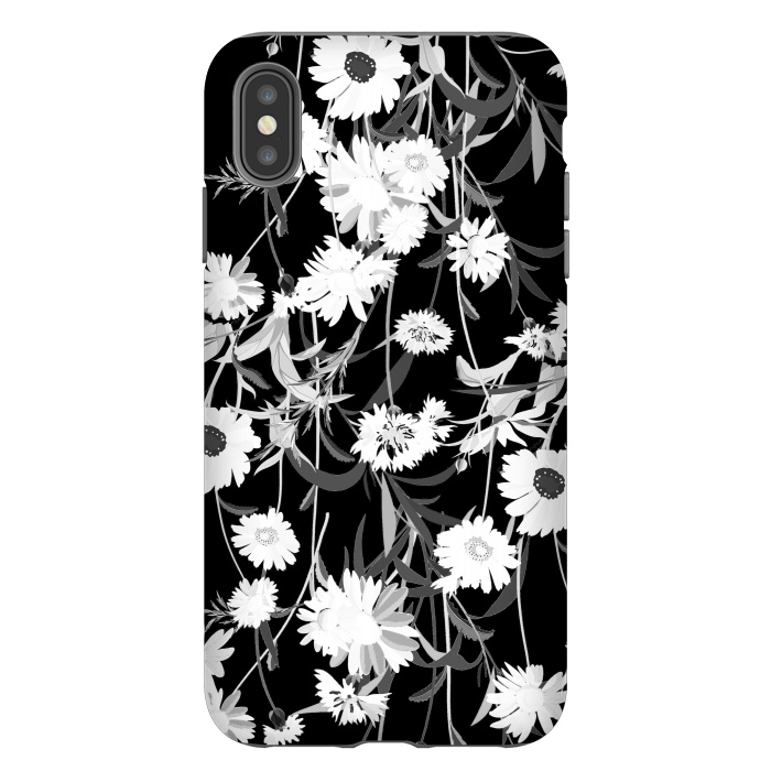 Iphone Xs Max Cases White Daisies By Oana Artscase