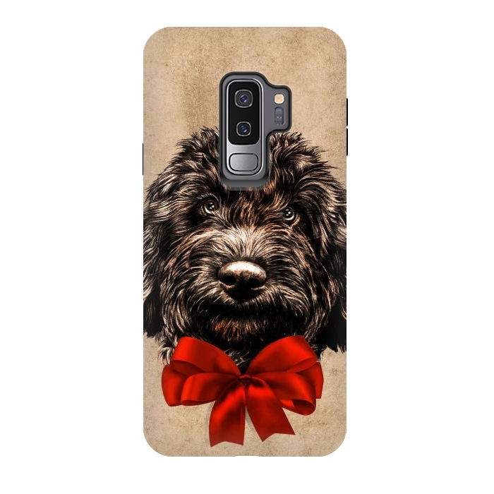 galaxy s9 case puppy