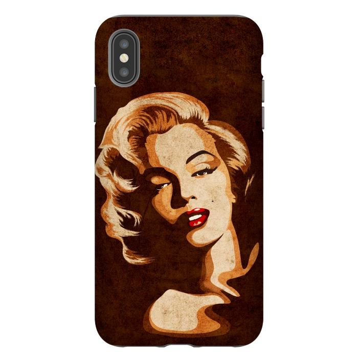 Marilyn Portrait Vintage Beauty