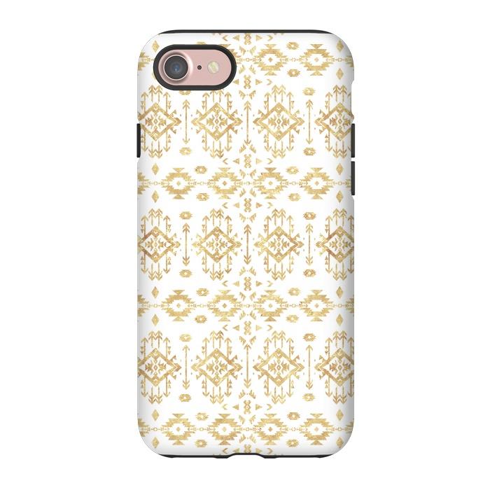 Aztec pattern 01 iPhone 11 case