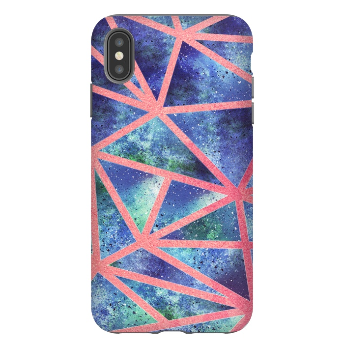 78d783124031a iPhone Xs Max Cases Geometric XXXIII by Art Design Works | ArtsCase