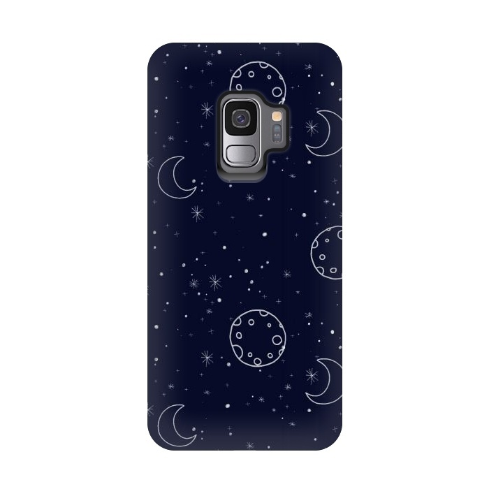 sale retailer 356c6 40673 Galaxy S9 Cases Moon and by Utart | ArtsCase