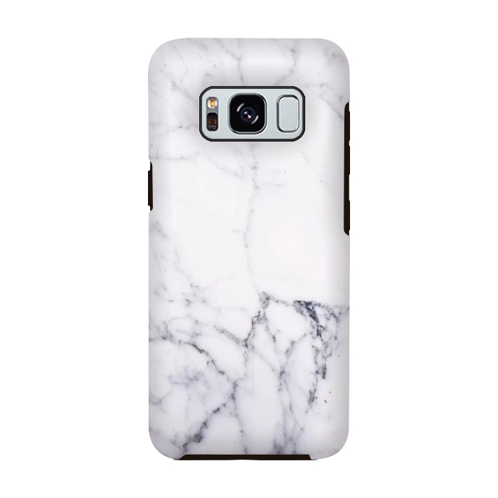 Elegant white marble