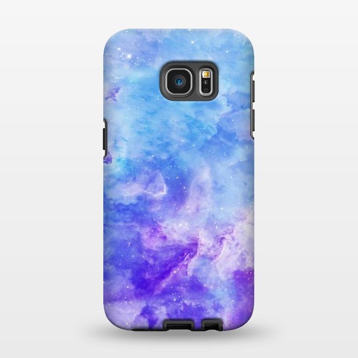new product 7d1a0 b135b Galaxy S7 EDGE Cases Blue purple by Jms | ArtsCase