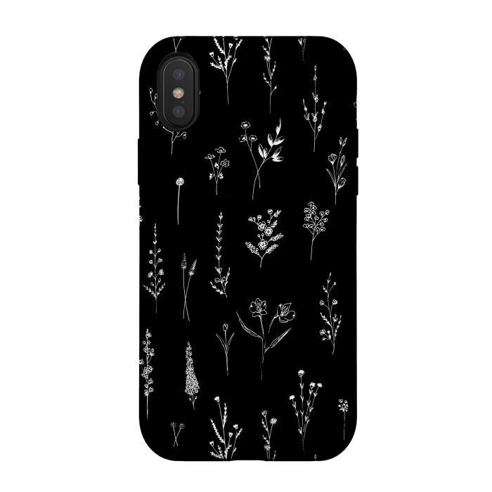 Black Wildflowers