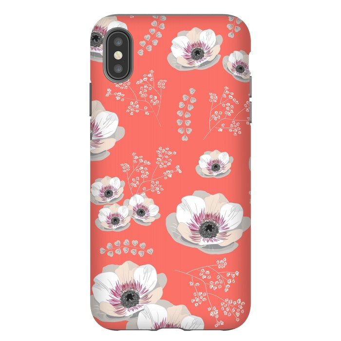 Anemones in Living Coral