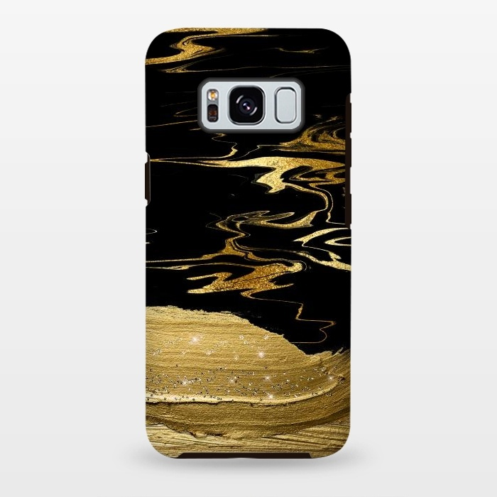 size 40 008fc d3079 Galaxy S8 plus Cases Gold thick by Utart | ArtsCase