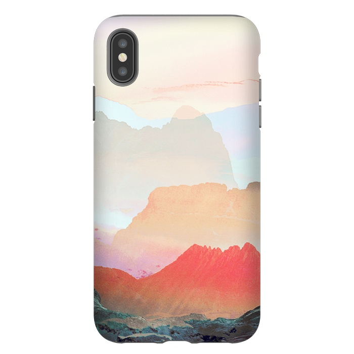 iphone xs max sunset case