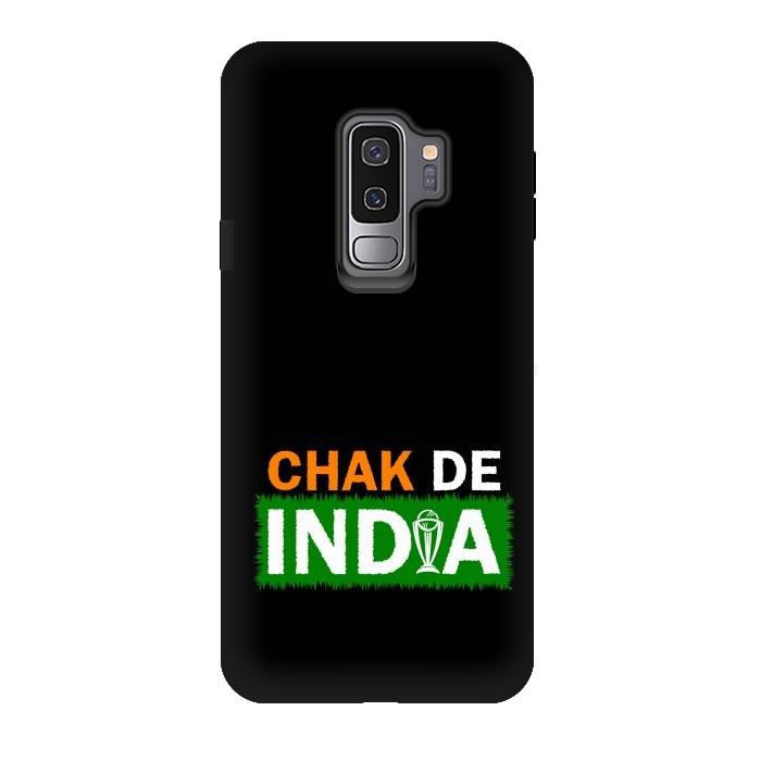 reputable site eed86 ba259 Galaxy S9 plus Cases cricket chak by TMSarts | ArtsCase