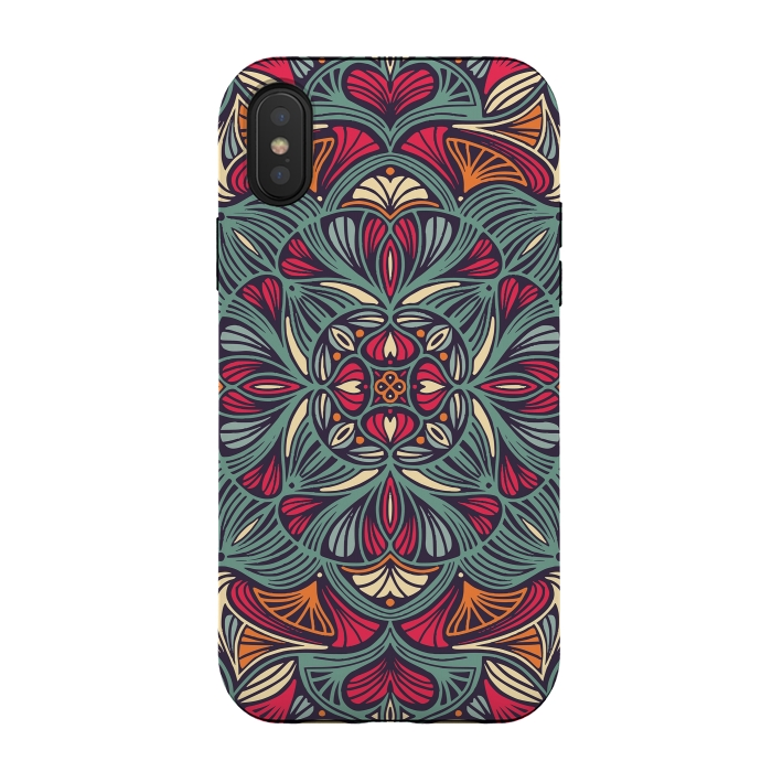 Colorful Mandala Pattern 014