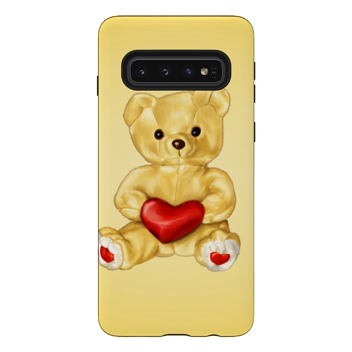 Cute Teddy Bear Hypnotist With Heart