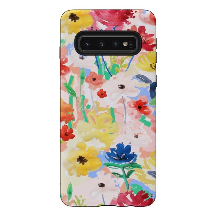 Watercolor Florals 002