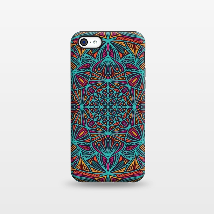 Colorful Mandala Pattern Design 19