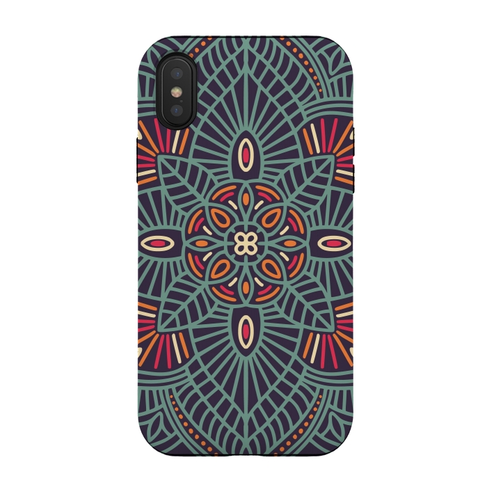 Colorful Pattern Mandala Design 23