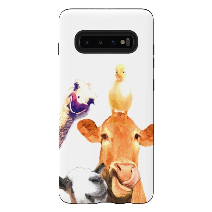 Funny Farm Animals Portrait
