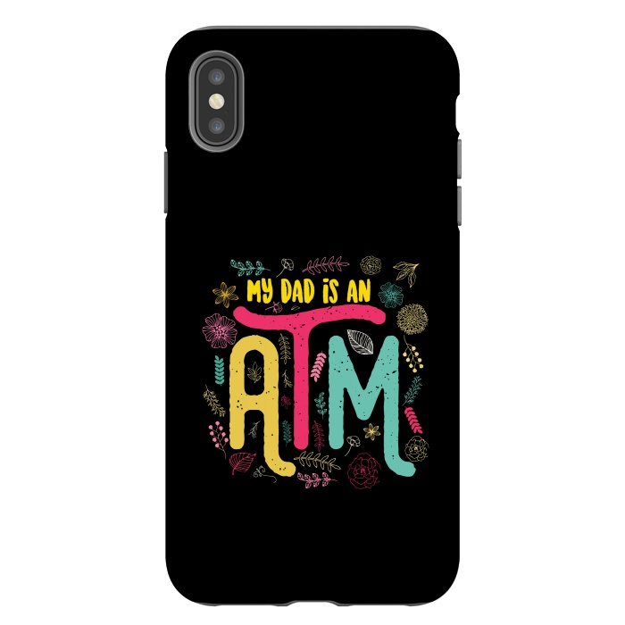 dad iphone xs max case
