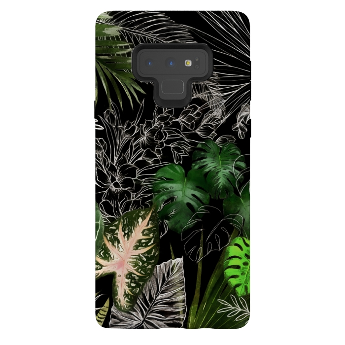 Tropical Foliage 042