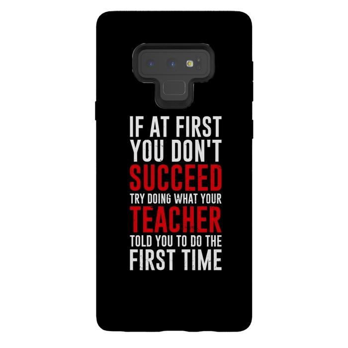 succeed teacher