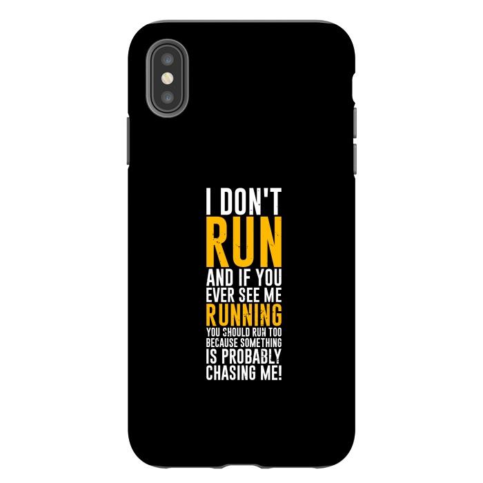 i dont run