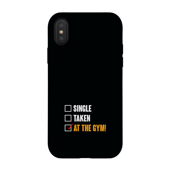 single taken gym