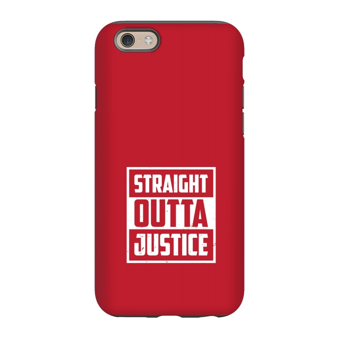 straight outta justice