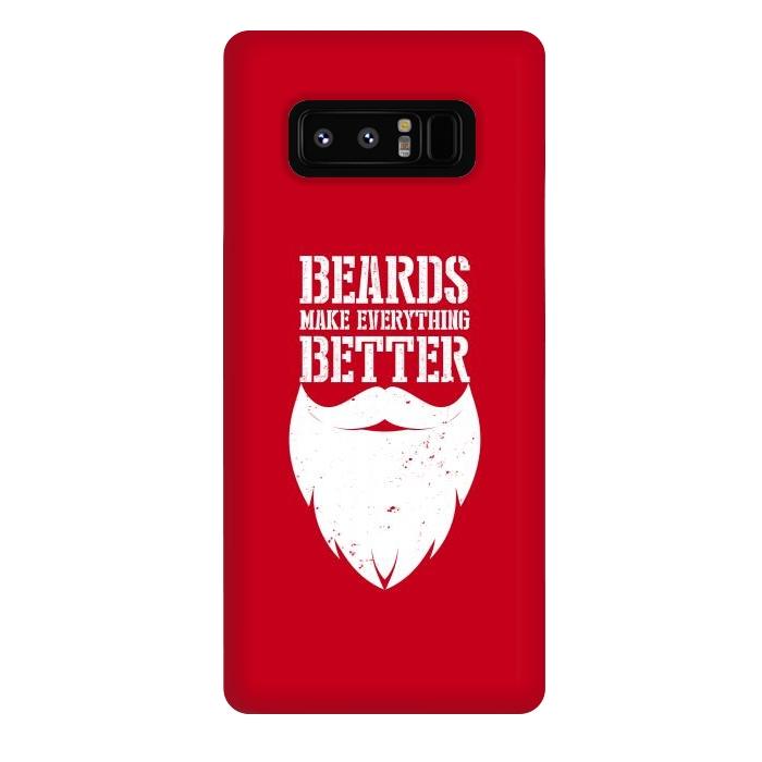 beards make better