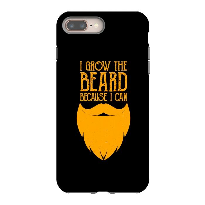i grow the beard