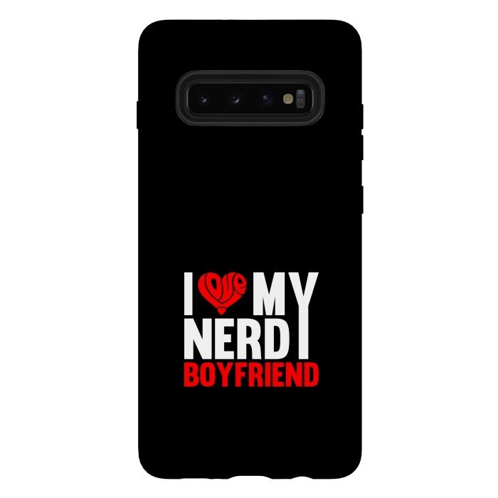 nerdy boyfriend