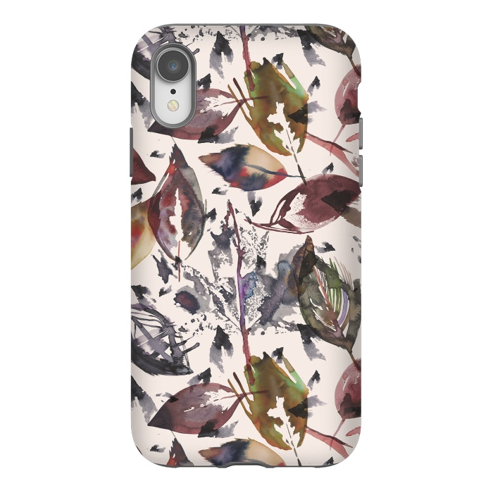 Trendy Autumn Leaves