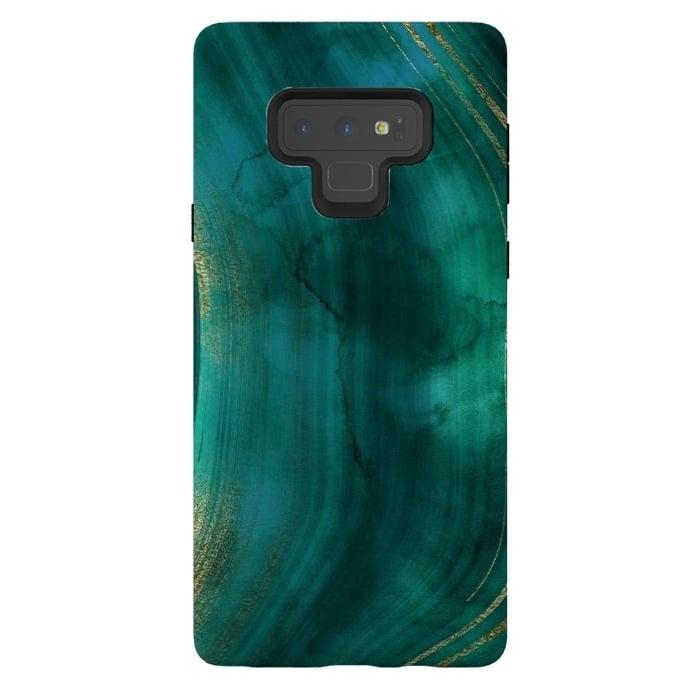 Green Malachite Marble Texture