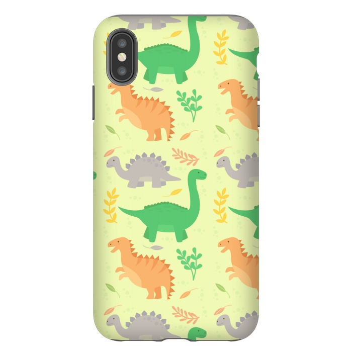 iphone xs dinosaur case